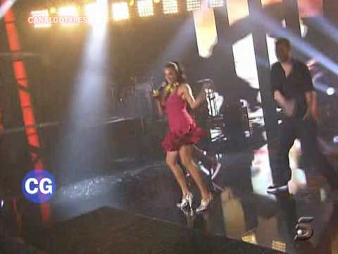 (HQ)Alesha Dixon - The boy does nothing LIVE @  OT2009ES