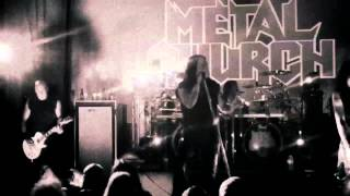 Metal Church - Watch The Children Pray - Liberty Theater 8.30.13