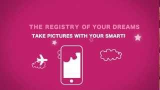 App iPhone Android para bodas - Lista de bodas
