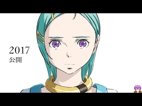 Eureka Seven Gets Movie Trilogy Remake/ Sequel in 2017 - New Golden Age of Anime?