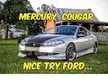 The 1999-2002 Mercury Cougar Was ALMOST The Next Mustang!