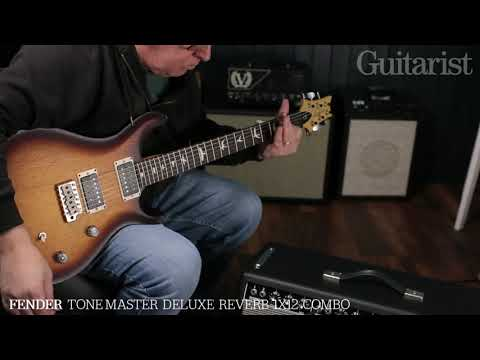 Fender Tone Master Deluxe Reverb & Twin Reverb Demo