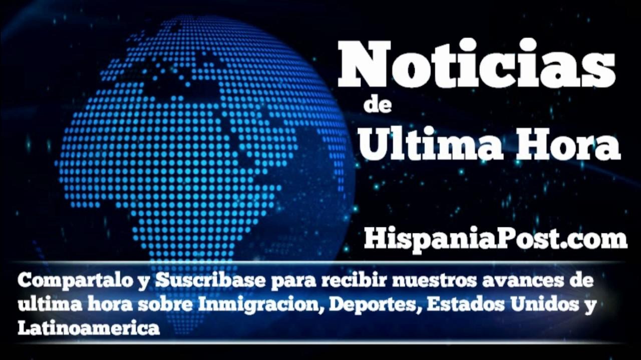 Noticias de ultima hora sobre inmigracion deportes estados for Noticias de espectaculos de ultima hora