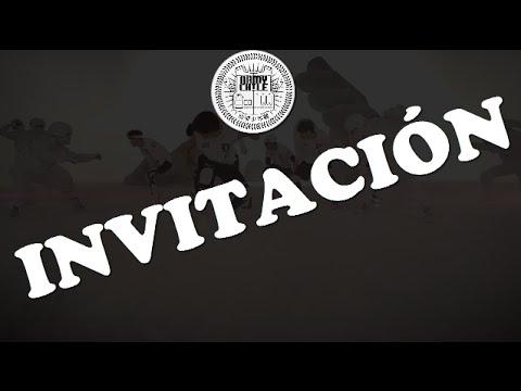 Invitación Junta 1000 Días Con Bts