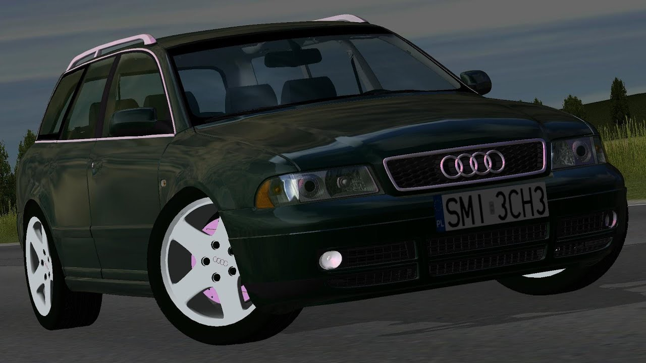 audi a4 b5 2 6 avant 39 97 drive links racer free game. Black Bedroom Furniture Sets. Home Design Ideas