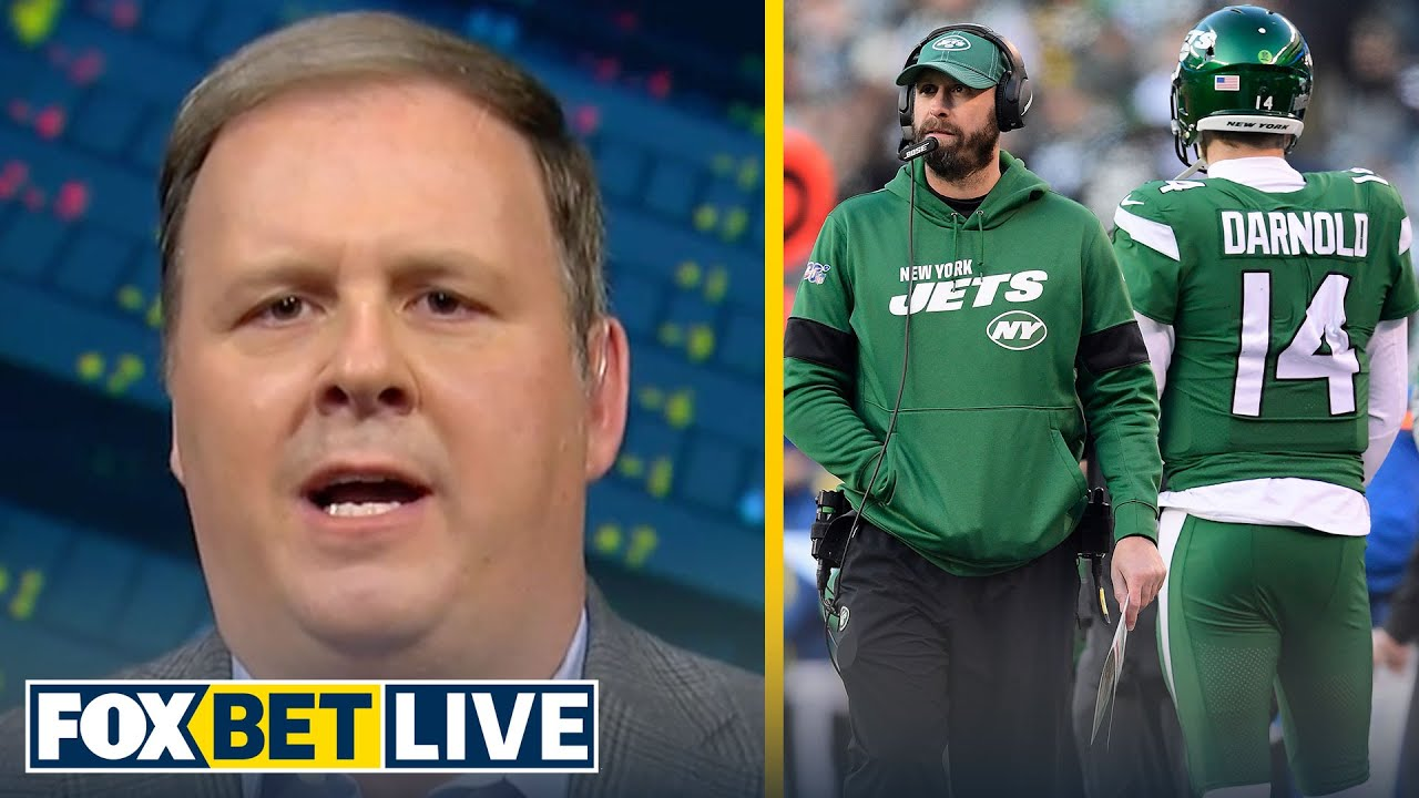 New York Jets GM Joe Douglas says draft pick, finances informed ...