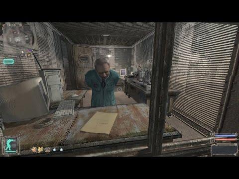 [PC] [35] S.T.A.L.K.E.R. - Тень Чернобыля: Принести уникальный комбинезон