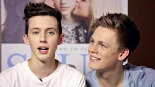 SLIPPING IT IN ft. Troye Sivan Thumbnail