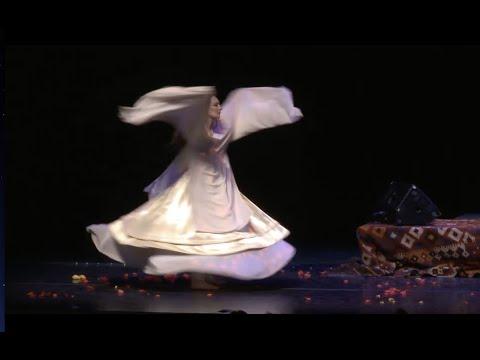 Rumi Concert   Zuleikha Whirling