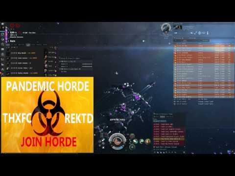 Pandemic Horde VS KarmaFleet: Get Rektd son!