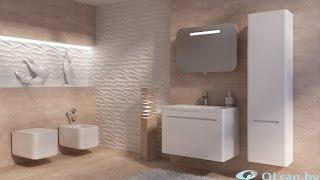 Видео обзор мебели для ванной Ювента серии Тиволи