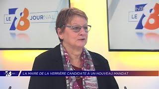 Yvelines | La maire sortante Nelly Dutu candidate à La Verrière