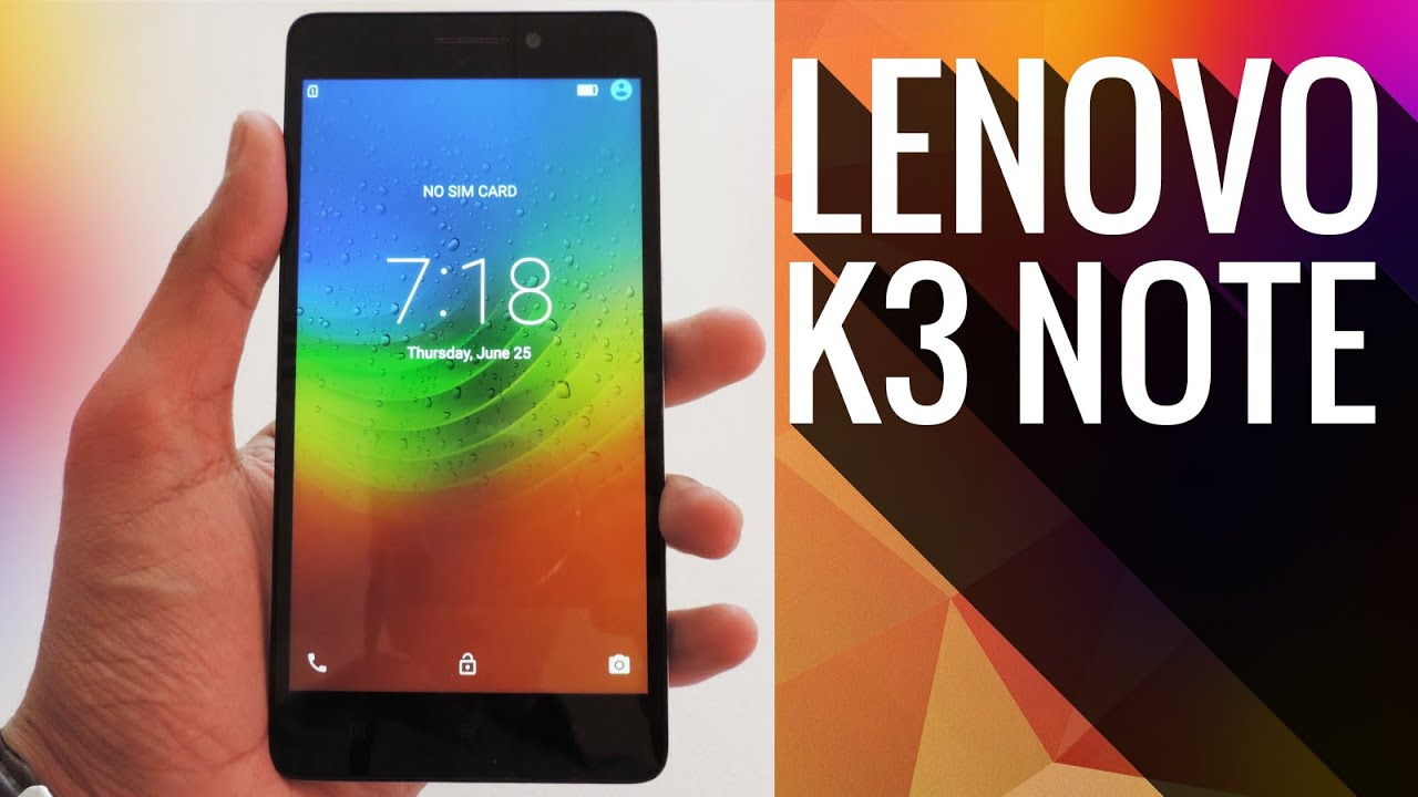 Lenovo K5 Note Price Release Specifications Features – Fondos de