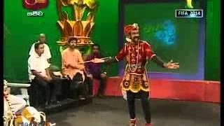 Traditional Kolam Dancing - Tukkawadu Generation