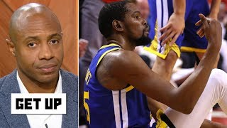 Download Kevin Durant was 'misdiagnosed,' Warriors to blame for Achilles injury – Jay Williams | Get Up Mp3 and Videos