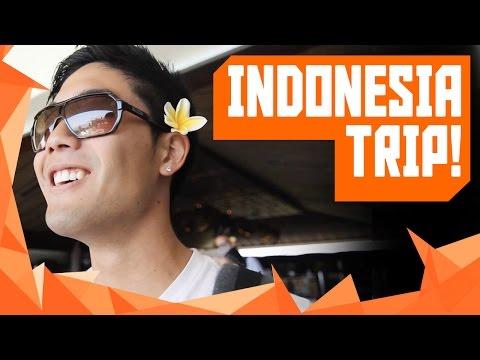 Indonesia Trip!