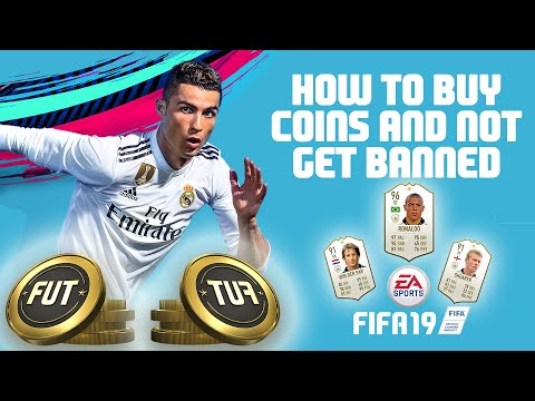 FIFA 18 - HOW TO BUY COINS WITHOUT GETTING BANNED BY EA!