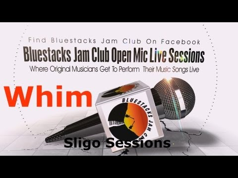 Sarah DiMuzio aka Whim Bluestacks Jam Club Sligo 2016