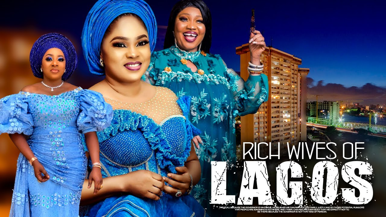 Download RICH WIVES OF LAGOS-Latest Yoruba Movies 2021 Premium Drama Starring Mide Martins | Jaiye Kuti