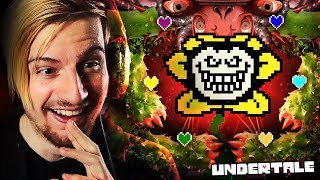 SO I MET OMEGA FLOWEY in Undertale (+ Asgore boss fight)
