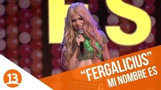 Fergie (Scarlet) - Fergalicius | Mi nombre Es
