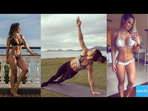 Bikini Fitness Athlete Alice Matos 2017 Gymlife