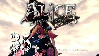 Wyntr Loves| Alice: Madness Returns |35| Oh Mighty Lepidoptera