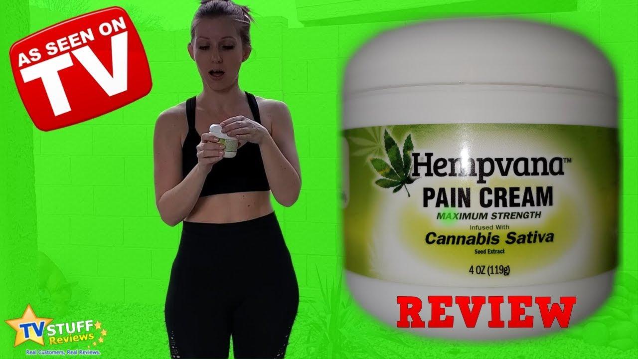 Hempvana Pain Cream Is It A Miracle Youtube