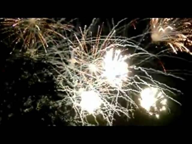 Happy Birthday Fireworks Style Youtube