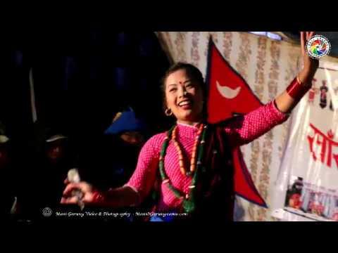 Mrora ri Mroba ---- Dance By Bharati Ghale, Youth Group, Tamu Pye Lhu Sangh Lamjung