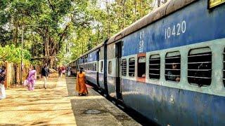WORLD'S MOST BEAUTIFUL TRAIN JOURNEY