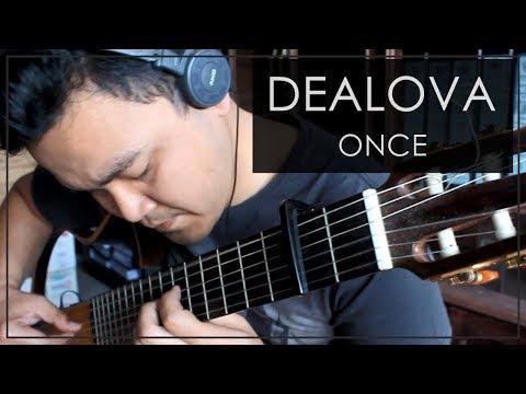 (Once) Dealova - Fingerstyle Guitar Cover