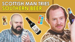 Scottish Man Tries Southern Craft Beers  Bless Your Rank