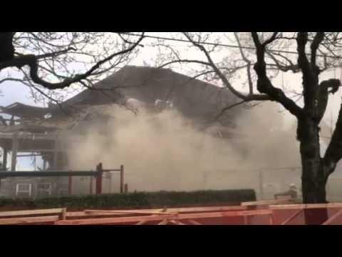 General Gordon elementary demolition pt 1