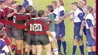 Finale Rugby Bègles-Toulouse 1991