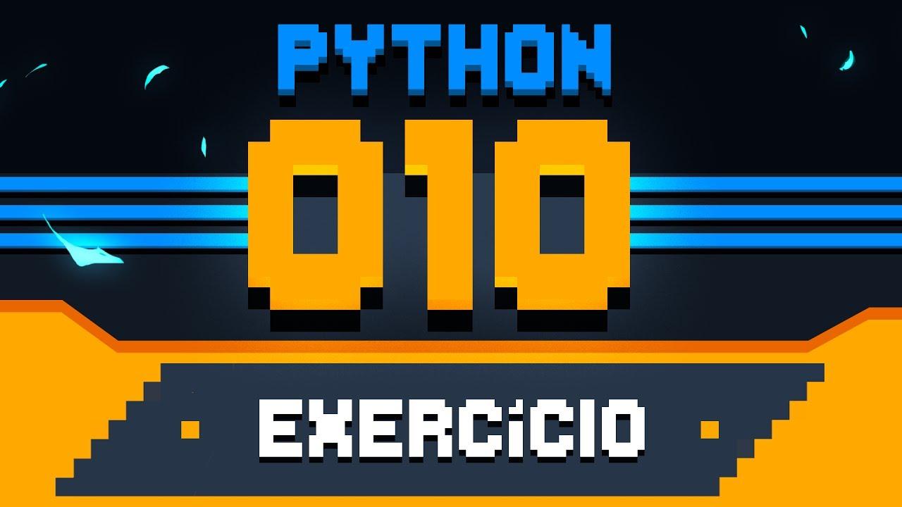 Exercício Python 010 Conversor De Moedas