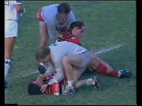 90s league s,the falcon,garry jack vs Ian roberts