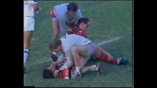 90s league clips,the falcon,garry jack vs Ian roberts
