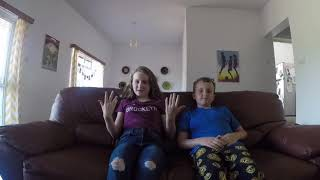 KK and Cam First Video