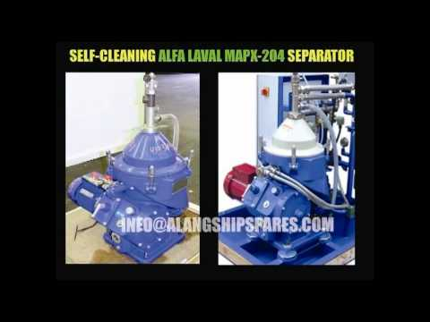 Oil purifier , Oil Separators and Centrifuges for Marine & Industrial application