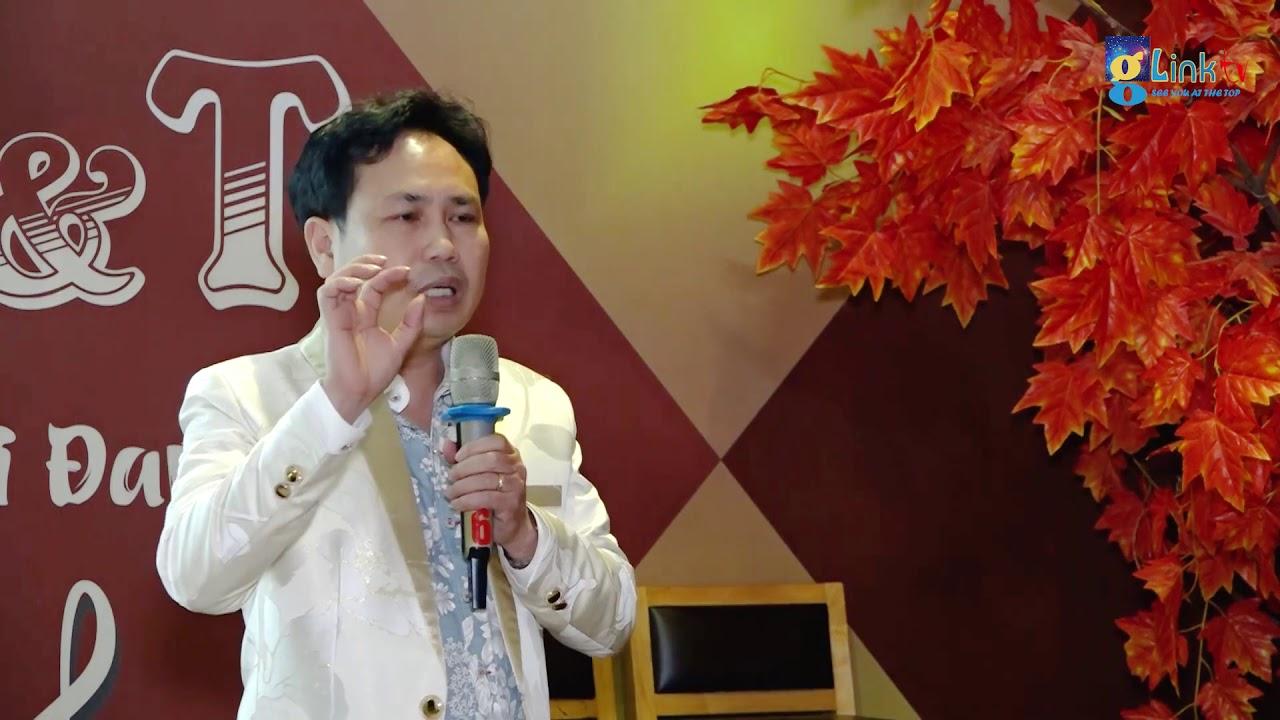 GLINK APPS TV 04: HỘI THẢO THƯƠNG MẠI VỚI CHỦ TỊCH TD GLINK DAVID CHINH TRƯƠNG