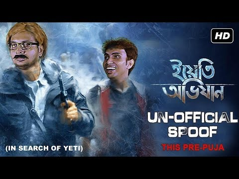 Yeti Obhijaan (Movie Spoof) | Bangla...