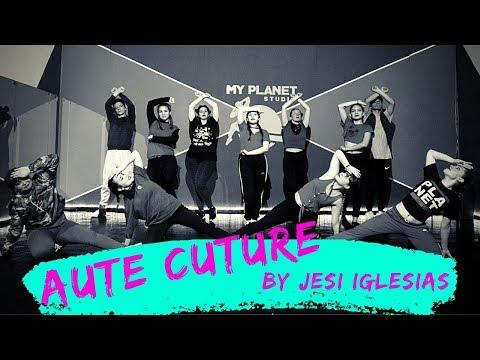 Aute Cuture   ROSALIA   Choreography By Jesi Iglesias   My Planet Studio