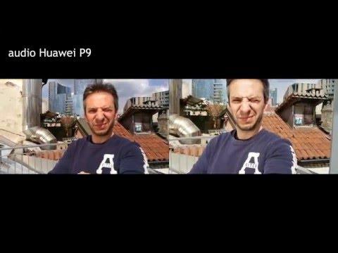 Meglio I Video Di Huawei P9 O Di Galaxy S7? Demo