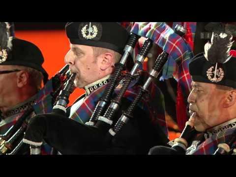 Basel Militairy Tattoo 2015 - Total Performance - German/Swiss Language