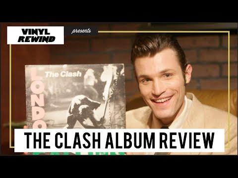 Vinyl Rewind - The Clash - London Calling vinyl album review