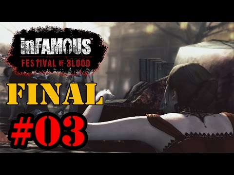 Let's Play: Infamous Festival of Blood - Parte 3 [FINAL]