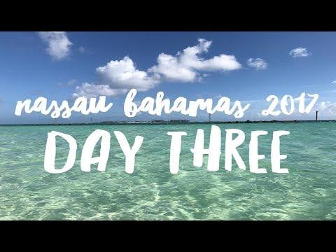 Vacation Vlog | Nassau, Bahamas: Day Three
