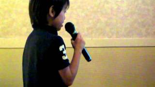 ☆JUJU『YOU』-Cover by 10 year old HIRO