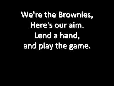 The Brownie Song